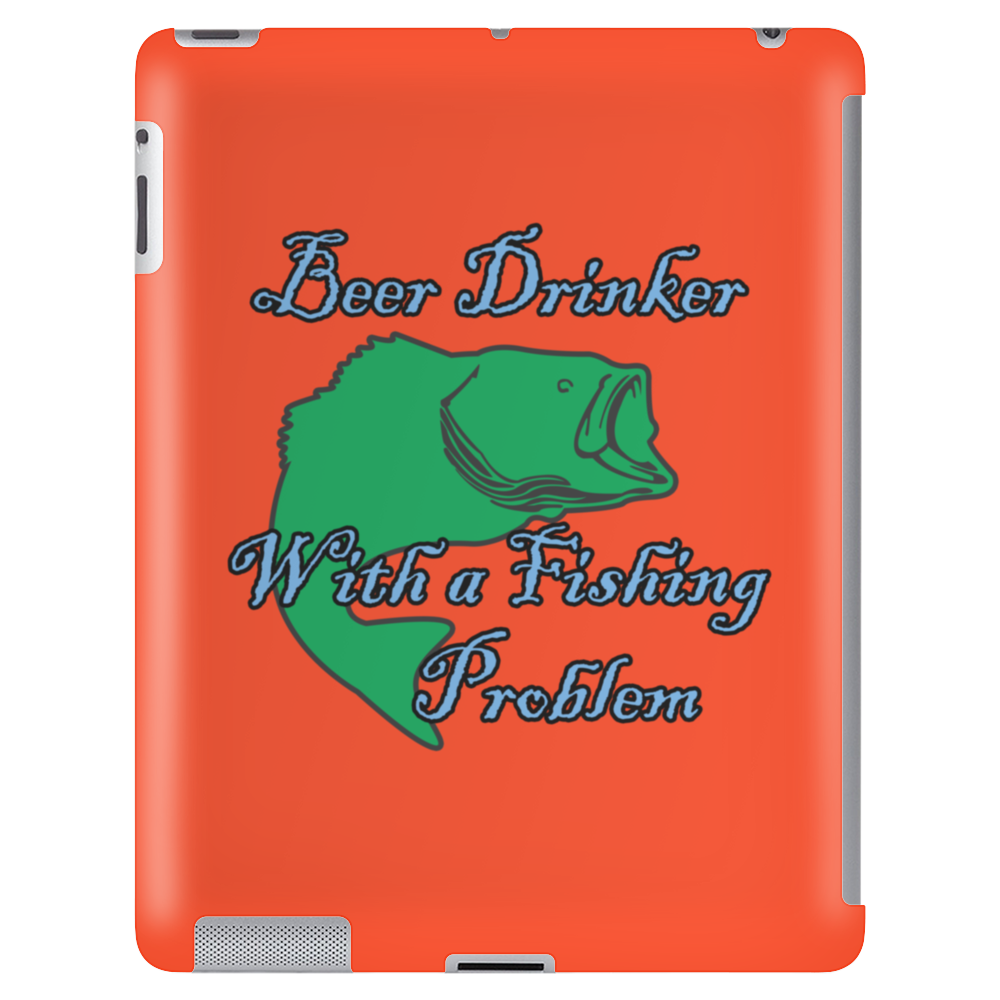 Beer Drinker Funny Humor Geek Tablet