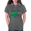 Beer Drinker Funny Humor Geek Womens Polo