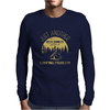 Beer Drinker With A Camping Problem Mens Long Sleeve T-Shirt