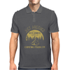 Beer Drinker With A Camping Problem Mens Polo
