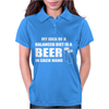 Beer drinkers Beer Diet Balance Womens Polo