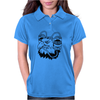 Beer Eagle Funny Humor Geek Womens Polo