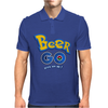 Beer GO Mens Polo