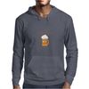 Beer is the answer Mens Hoodie