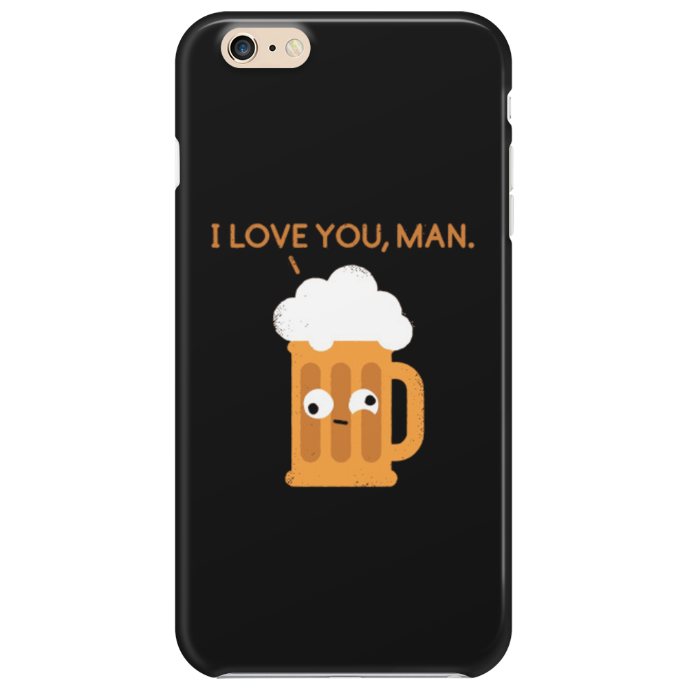 Beer is the answer Phone Case