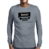 BEER JEEP FUNNY Trucker cap hat Funny Humor Geek Mens Long Sleeve T-Shirt