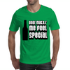 Beer Makes Me Feel Special Mens T-Shirt
