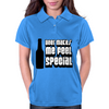 Beer Makes Me Feel Special Womens Polo