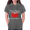 BEER PONG CHAMPION DRINKING GAME Womens Polo