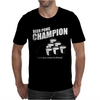 Beer Pong Champion Mens T-Shirt