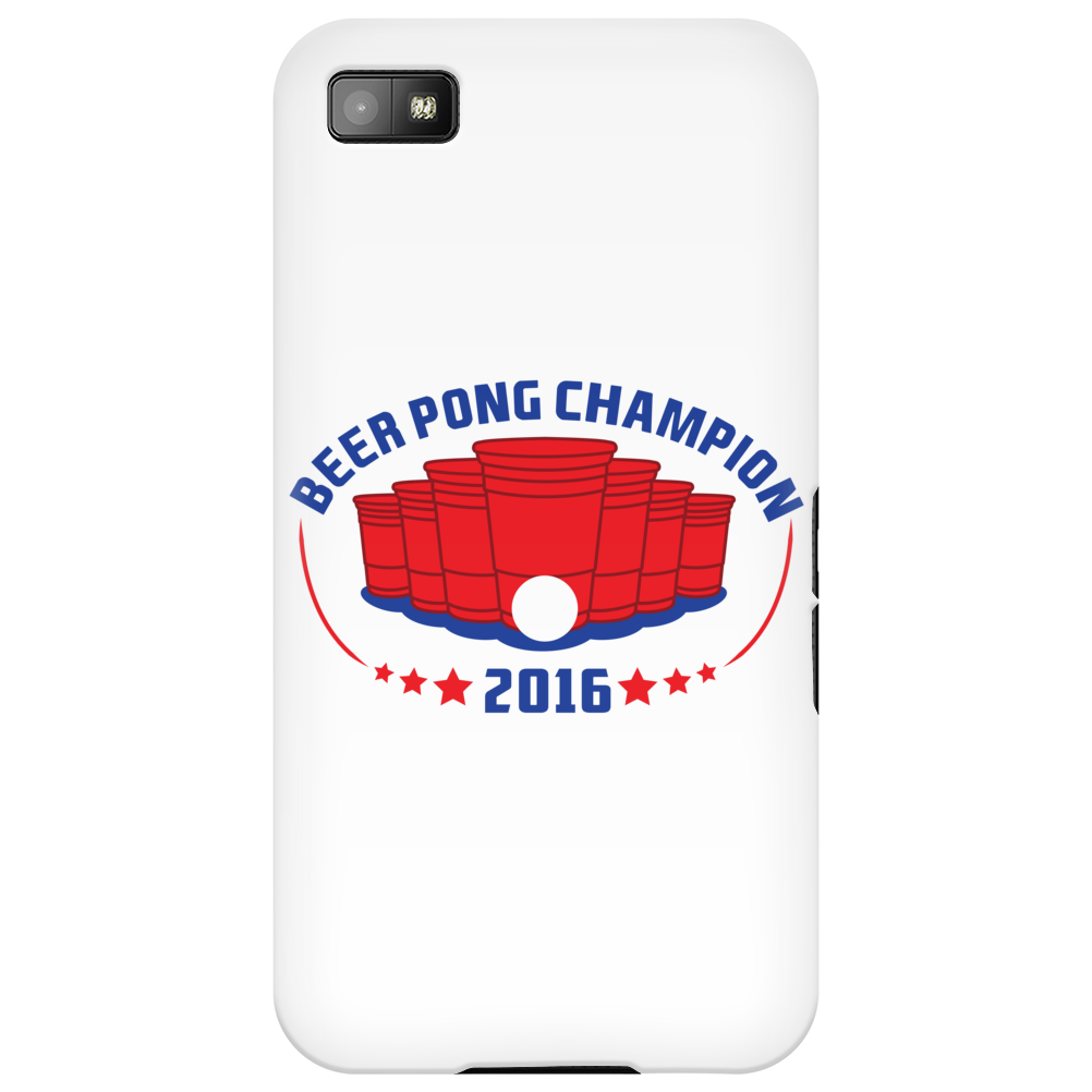 Beer Pong Champion Phone Case