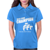 Beer Pong Champion Womens Polo