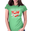 Beer Pong Legend Womens Fitted T-Shirt