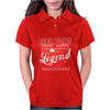 Beer Pong Legend Womens Polo