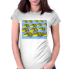 Beez Womens Fitted T-Shirt