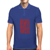 Before Keith Haring there was Paul Klee  Mens Polo