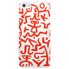 Before Keith Haring there was Paul Klee  Phone Case