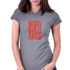 Before Keith Haring there was Paul Klee  Womens Fitted T-Shirt