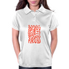 Before Keith Haring there was Paul Klee  Womens Polo
