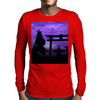 Before the Battle Mens Long Sleeve T-Shirt