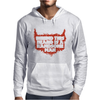 Behind Beard Is A Handsome Man Mens Hoodie