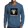 Behind the Mask Mens Hoodie