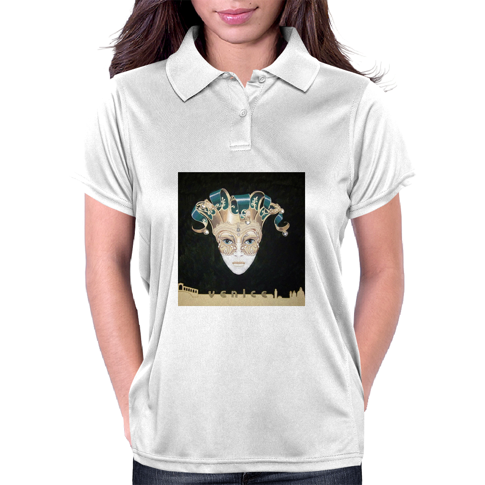 Behind the Mask Womens Polo