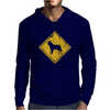 Belgian Malinois Sign Old Mens Hoodie