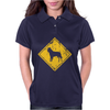 Belgian Malinois Sign Old Womens Polo