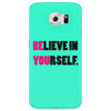Believe In Yourself Funny Humor Geek Phone Case