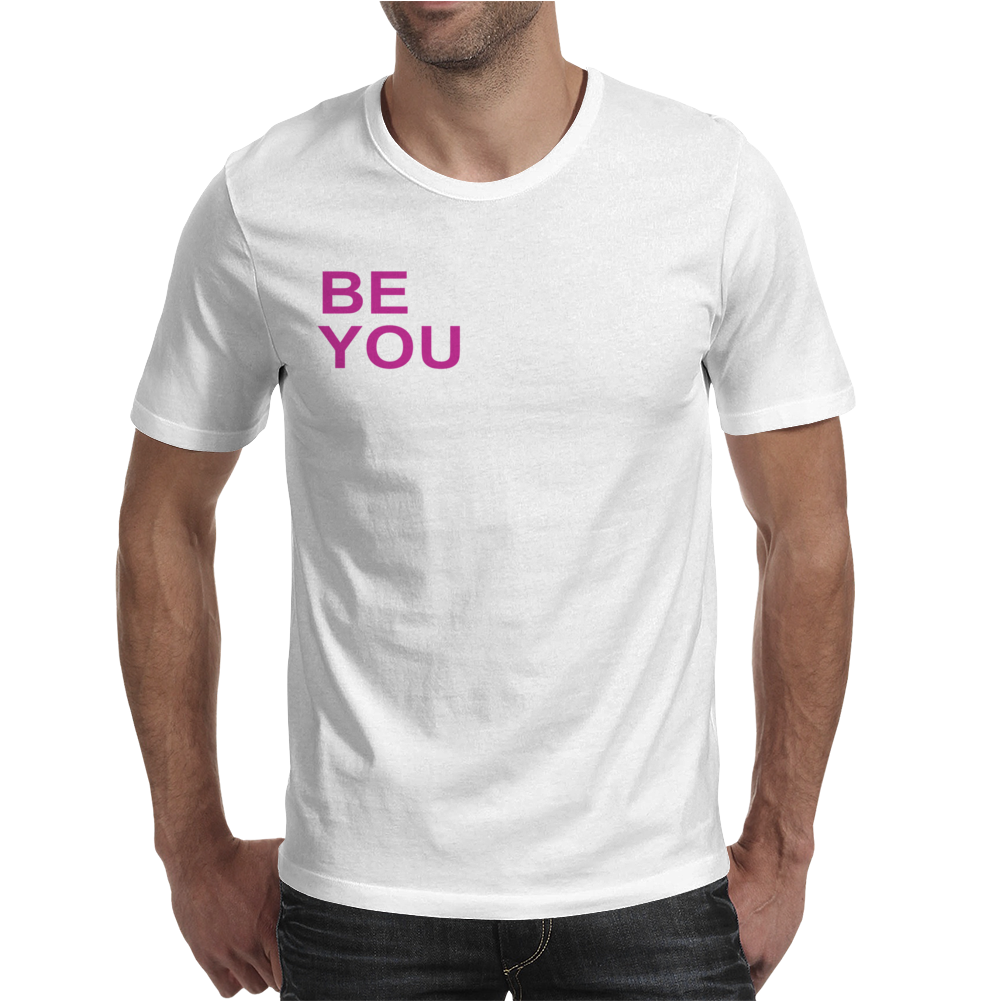 Believe in Yourself Mens T-Shirt