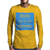 Belive Mens Long Sleeve T-Shirt