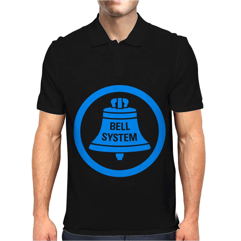 Bell System 1964 Vintage Mens Polo