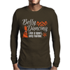 Belly Dancing Only Harder Mens Long Sleeve T-Shirt