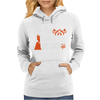 Belly Dancing Only Harder Womens Hoodie