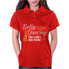 Belly Dancing Only Harder Womens Polo