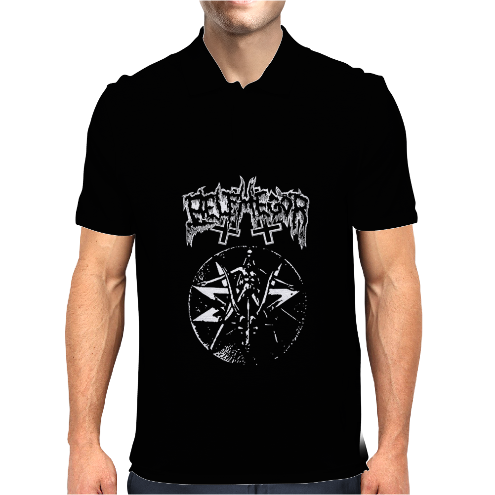BELPHEGOR Mens Polo