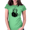 Ben Yoda Funny Humor Geek Womens Fitted T-Shirt