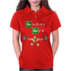 Bending Bars - Breaking Bad parody Womens Polo