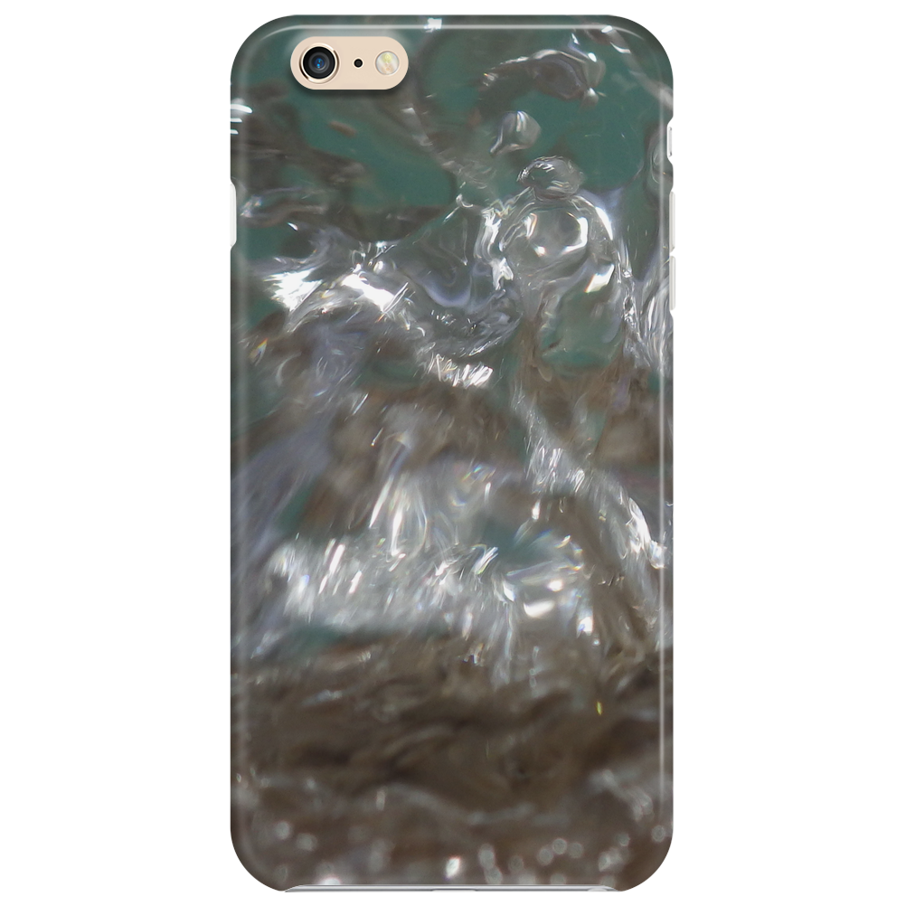 Beneath the Surf Phone Case