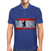 Berlin Flagge Mens Polo