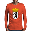 Berlin Mens Long Sleeve T-Shirt