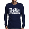 Bernie For The Future Mens Long Sleeve T-Shirt