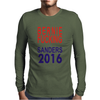 Bernie Fucking Sanders 2016 For Americans President Mens Long Sleeve T-Shirt