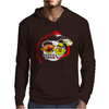 Bert and Ernie Sesame Street Characters Have Had it with Maggie Thatcher Mens Hoodie