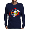 Bert and Ernie Sesame Street Characters Have Had it with Maggie Thatcher Mens Long Sleeve T-Shirt