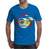 Bert and Ernie Sesame Street Characters Have Had it with Maggie Thatcher Mens T-Shirt