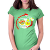 Bert and Ernie Sesame Street Characters Have Had it with Maggie Thatcher Womens Fitted T-Shirt