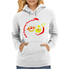 Bert and Ernie Sesame Street Characters Have Had it with Maggie Thatcher Womens Hoodie