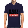 best dad ever Mens Polo